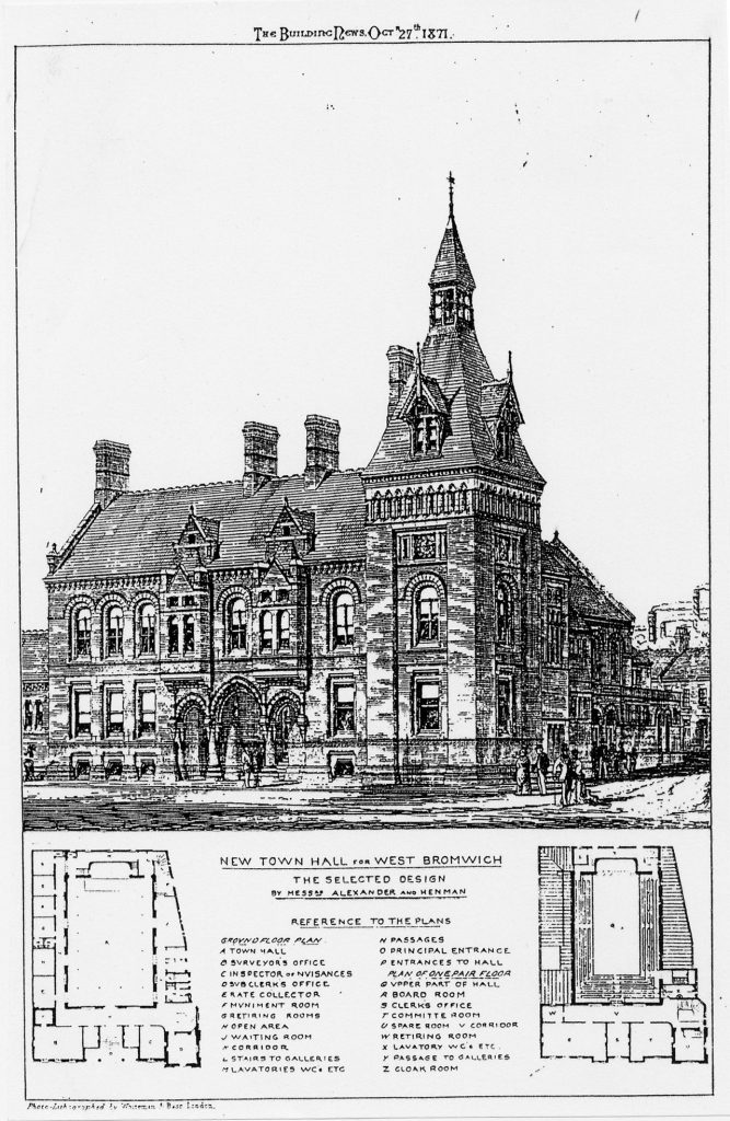 Town Hall Design