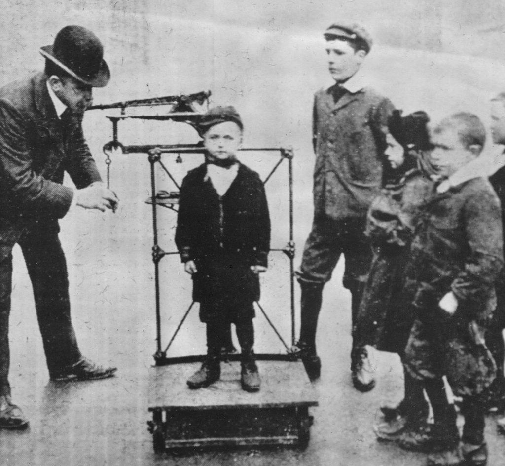 children measure