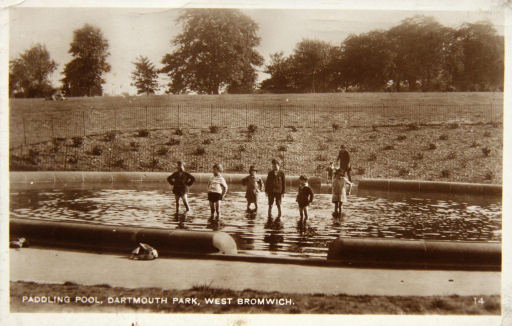 Dartmouth Park 1940s