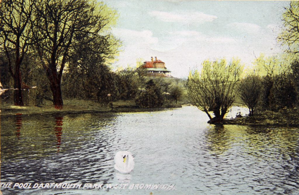 Dartmouth Park pool