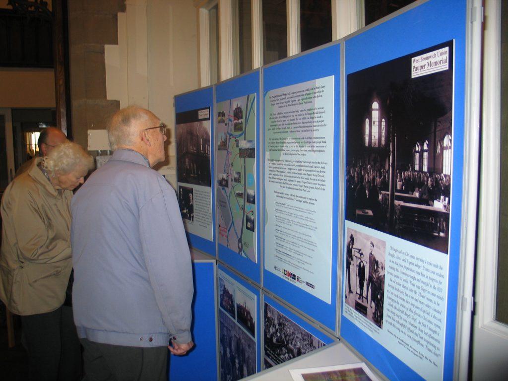 Pauper Memorial Exhibition 1
