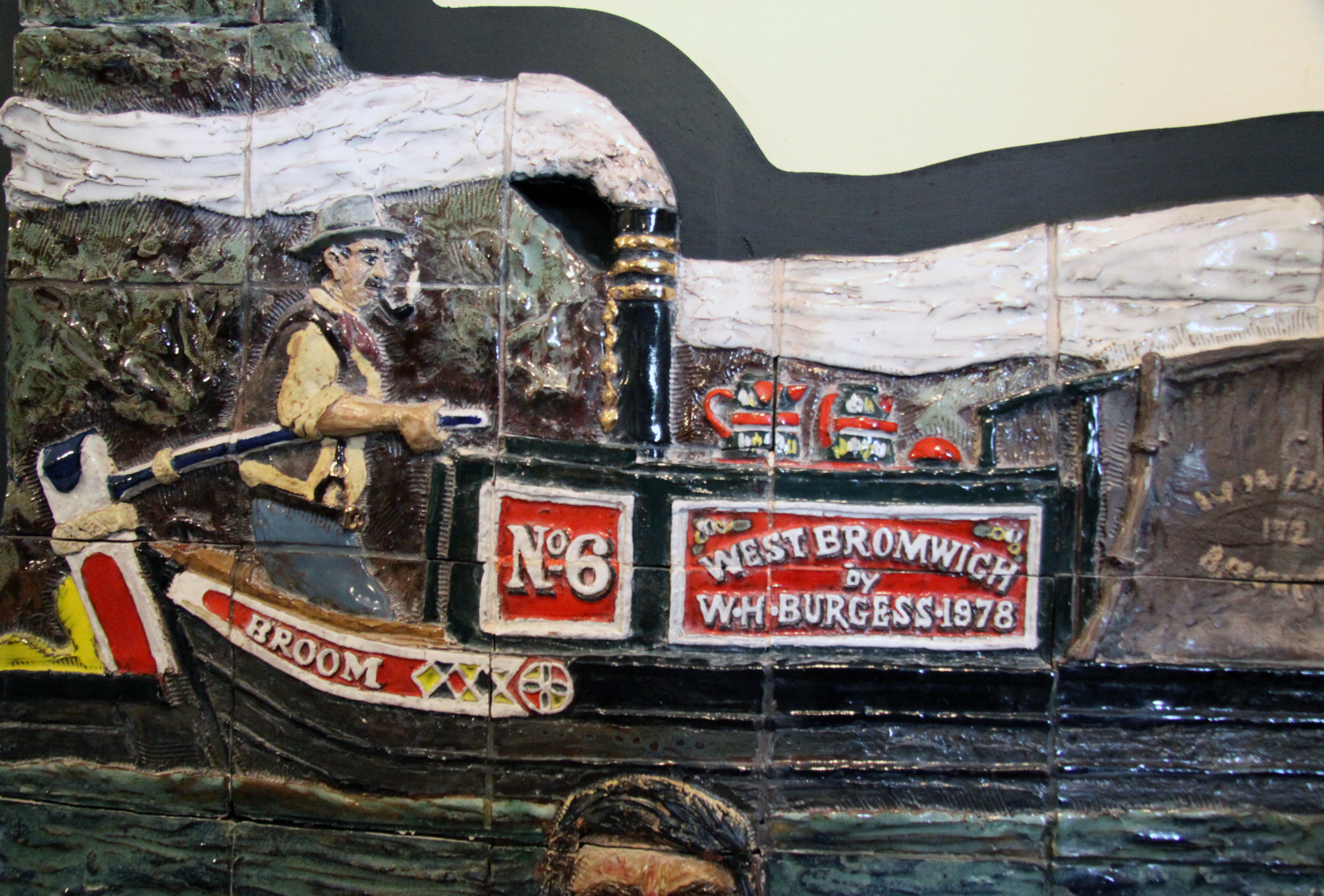 The West Bromwich Building Society Mural