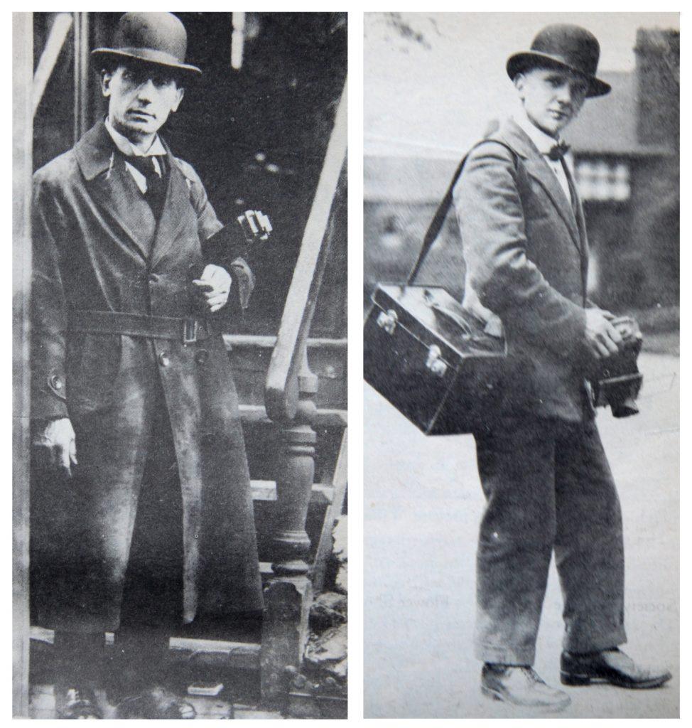 Albert Wilkes Senior and Albert Wilkes Junior